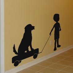 For little boys room