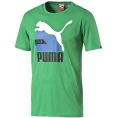 Puma Herren T-Shirt FUN Cat Graphic
