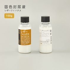 Seiwa Leathercraft Water Based Leather Lacquer for a Glossy Varnish Finish
