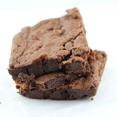 gf vegan brownie