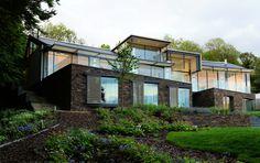 Chalk Ridge, South East England, © SCD Architects www.architecture.com