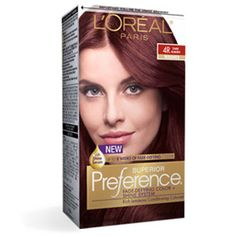 Superior Preference - Fade-Defying Hair Color - L'Oreal Paris