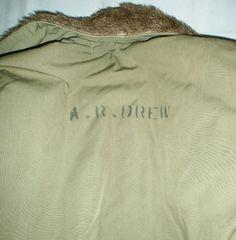 WWII USN Deack Jacket for Female