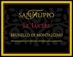 Brunello di Montalcino Riserva San Filippo Le Lucere 2006 (94JS/94WE) (750ml)