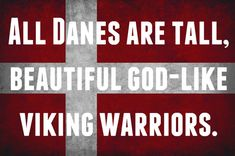 Denmark. | 20 National Stereotypes Debunked By People Who Live There....