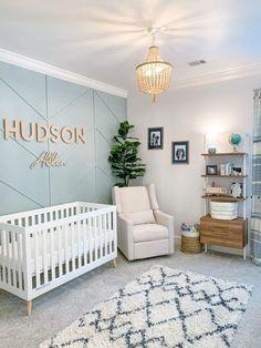 Baby Boy Room Decor, Baby Room Design, Baby Boy Rooms, Nursery Design, Baby Boy Nurseries, Room Baby, Baby Room Ideas For Boys, Blue Nursery Ideas, Baby Nursery Ideas For Boy