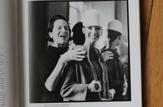 """""""A little bad taste is like a nice splash of paprika. We all need a splash of bad taste—it's hearty, it's healthy, it's physical. I think we could use more of it. No taste is what I'm against."""" -Diana Vreeland (50 awesome quotes collected by Into The Gloss)"""
