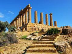 Agrigento - Templo de Juno