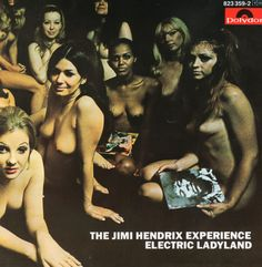 The Jimi Hendrix Experience | Electric Ladyland [front]