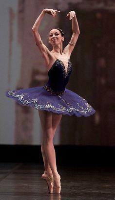 Viktoria Tereshkina, Mariinsky Ballet ♥ Wonderful! www.thewonderfulworldofdance.com #ballet #dance