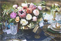 casamento ao livre decoração