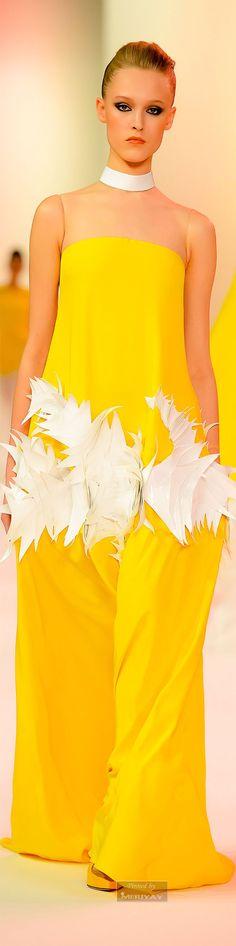 #2locos www.2locos.com Stéphane Rolland Haute Couture Spring Summer 2014