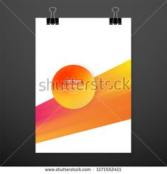 Modern abstract cover. Cool gradient waves composition. Eps10 vector. Modern, Composition, Diagram, Waves, Chart, Cool Stuff, Abstract, Image, Musical Composition