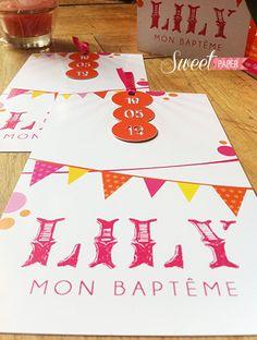 faire part bapteme naissance sur mesure original www.sweetpaper-fairepart.fr