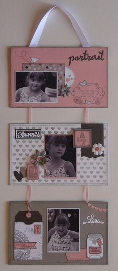 Triptyque réversible de Sophie: Face verso: http://scrapapam85.canalblog.com/archives/2014/08/08/30380639.html