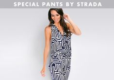 Special Pants by Strada