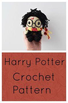 Free Harry Potter Amigurumi pattern!