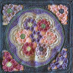 yarn_in_a_barn crochet square pattern