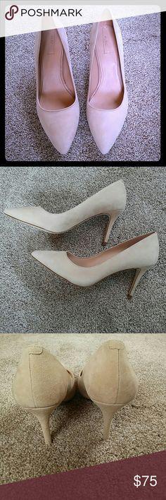 Aldo | Asymmetric High Heel Pump Aldo | Asymmetric High Heel Pump. NWOT Aldo Shoes Platforms