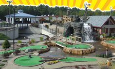 We offer a variety of exciting things to do in Lake George NY from mini golf to laser tag, an indoor playground to roller skating! Stop by and join the fun! Lake George Ny, Lake George Village, Indoor Mini Golf, Stuff To Do, Things To Do, Summer Vacation Spots, Florida Camping, Fun Winter Activities, Indoor Playground