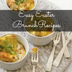 Don't stress this #Easter! Try one of these Easy (and #healthy) Easter #Brunch #Recipes! | Health.com