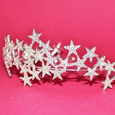 Lovely, our crowns for NYE just arrived.