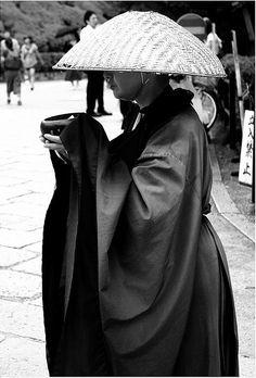 Japanese Beggar Monk