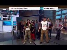 The Real Harlem Shake On MSNBC! - YouTube! Keep it Real!
