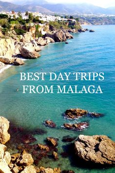Nerja, Archidona, Antequera, Marbella...the list goes on! Marvel at the beauty and history of Southern Spain by taking beautiful day trips from Malaga!