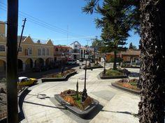 Plaza en Cuautla Jal Plaza, Mexico, Mansions, House Styles, Home, Decor, Decoration, House, Villas