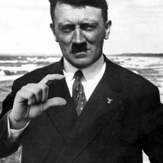 Hitler's peen was...tiny, but that's not half as awkward as what happened to Napoleon's