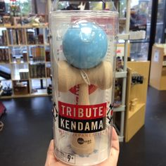 The Tribute Kendama is a simple wooden toy that challenges your hand-eye coordination, reflexes, and balance while also testing your patience and focus. You must catch the ball in three difference cups on the Kendama before catching it on its top peg. Each set includes on Kendama, one extra string and bead set, one instruction guide, and three stickers.