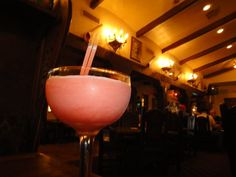 Carlos & Mickey's has been serving Texas sized margaritas for years.     No swimsuit required, just dive right in!
