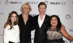 Will there be an #AustinandAlly movie? What do @rossR5 & @lauramarano think of #Raura? ANSWER: http://jus.tj/jx3