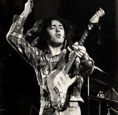Rory Gallagher (jimi's favorite guitarist)