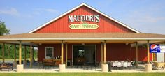 Our NEW Farm Market, formerly Maugeri's Produce Stand is Now Open! Stop in for JERSEY FRESH produce! We are in Woolwich Township at 1991 Old...