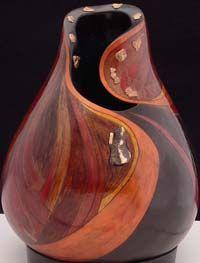 """*Gourd Art - """"Creative Spirit Design"""" by Elizabeth Green"""