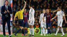 Các trọng tài bắt trận cầu kinh điển có âm mưu để Barca thua