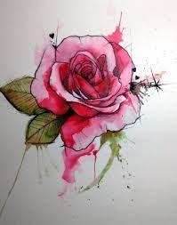 Bildergebnis für tattoo aquarell