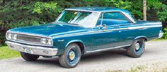 The 1965 Dodge Coronet is back in the family!