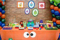 Festa de aniversário infantil para meninos e meninas - Blog do Elo7