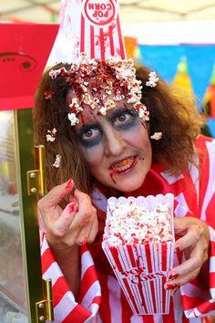 popcorn seller adult costume costume pinterest kost m fasching und kost m ideen. Black Bedroom Furniture Sets. Home Design Ideas