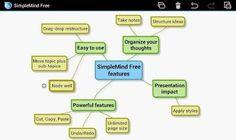 Simple Mind, diseñando mapas mentales en Android