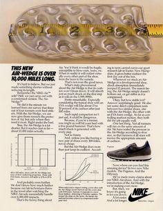 Nike Air Pegasus, 1983