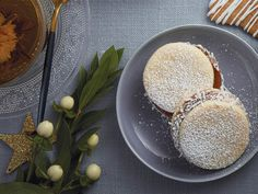 Alfajores are a popular South American treat, and with this version's incredibly tender shortbread, they'll be a hit in your home too.