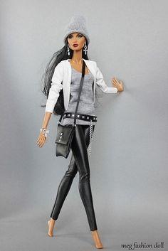 Ropa hecha para Barbie que morirías por tener en tu armario