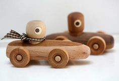 Noli Noli toys - recycled wood made in usa