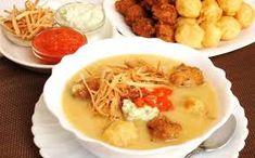 Zanzibar Mix - Fauzia's Kitchen Fun - Sunny Delaney - African Food Indian Food Recipes, Ethnic Recipes, Kenyan Recipes, African Recipes, Fried Mashed Potatoes, Tanzania Food, Coconut Chutney, Chutney Recipes, Bons Plans