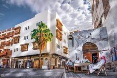المدينة التاريخية جدة