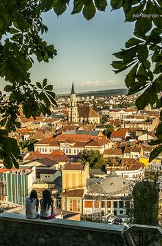 Romania Travel Inspiration - Cluj, the most beautiful town in Transylvania. The Beautiful Country, Beautiful Places, Bulgaria, Places To See, Places To Travel, Travel Around The World, Around The Worlds, Visit Romania, Romania Travel